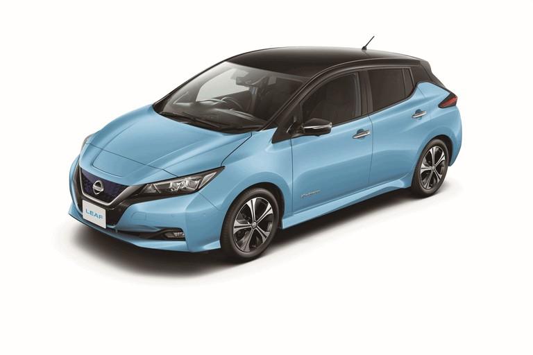 2017 Nissan Leaf 2.zero 467718