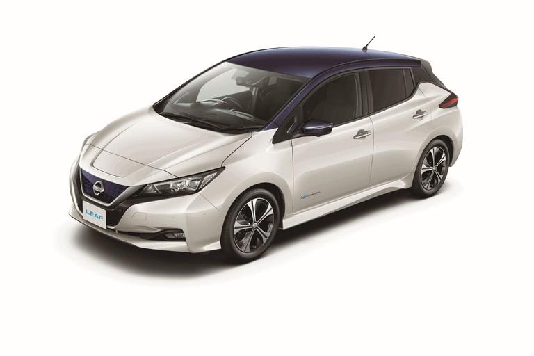 2017 Nissan Leaf 2.zero 467719