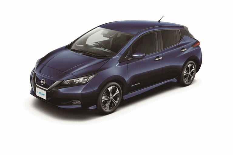 2017 Nissan Leaf 2.zero 467722