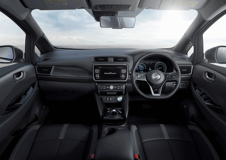 2017 Nissan Leaf 2.zero 467724
