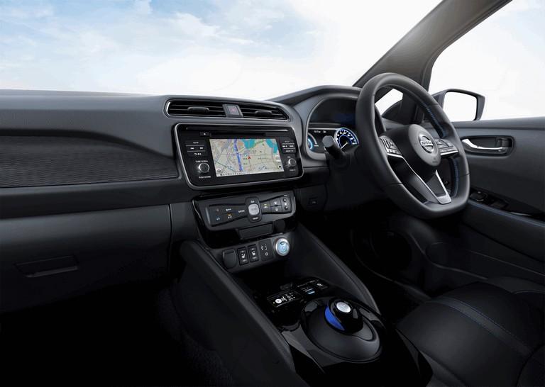 2017 Nissan Leaf 2.zero 467725