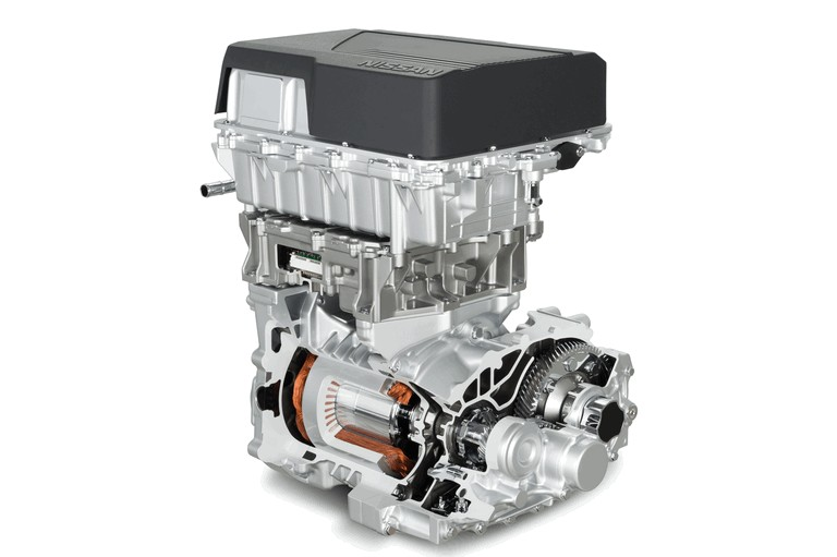 2017 Nissan Leaf 2.zero 467738