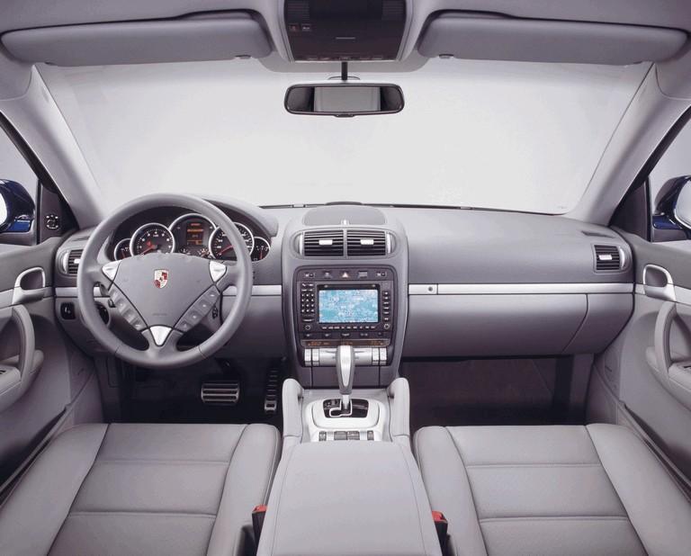 2007 Porsche Cayenne S 225577