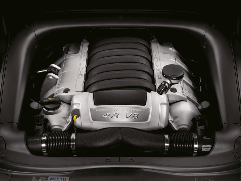 2007 Porsche Cayenne S 225578