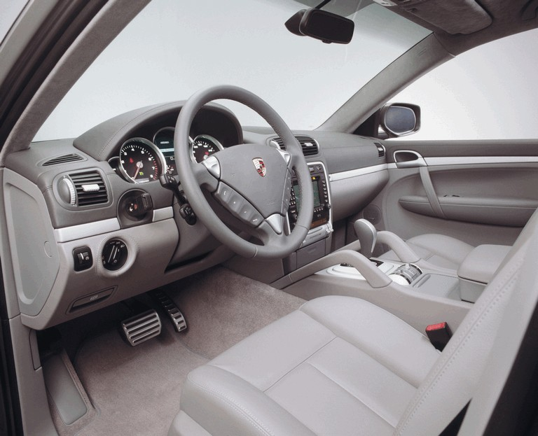 2007 Porsche Cayenne Turbo 225613