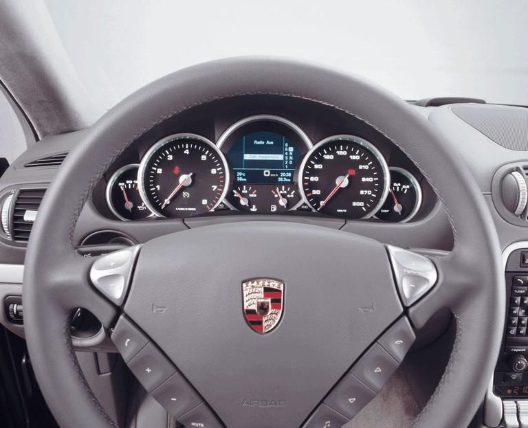 2007 Porsche Cayenne Turbo 225615