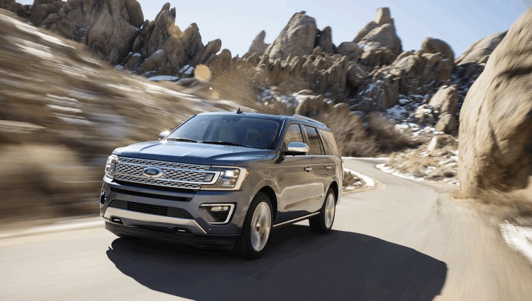 2018 Ford Expedition 468405