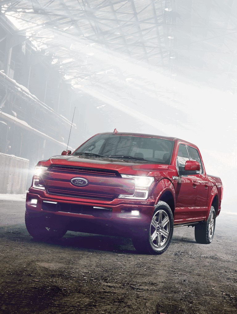 2018 Ford F-150 468421
