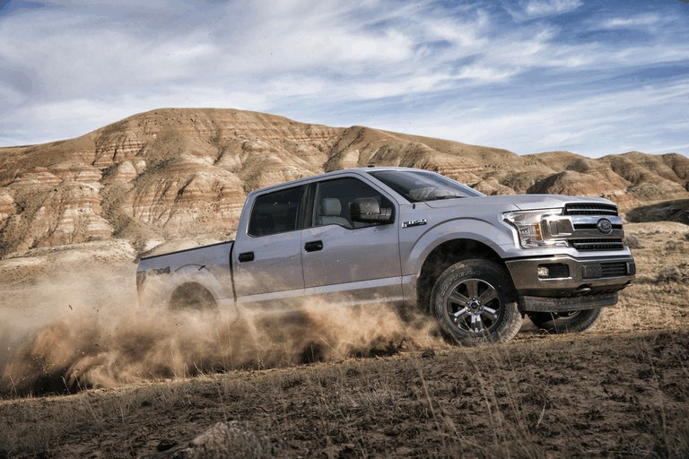 2018 Ford F-150 468426