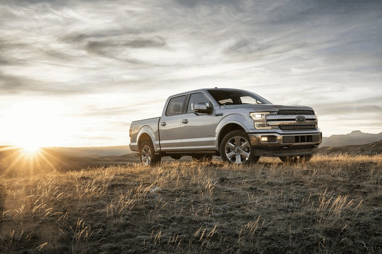 2018 Ford F-150 468428