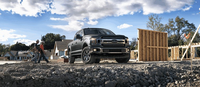 2018 Ford F-150 468429