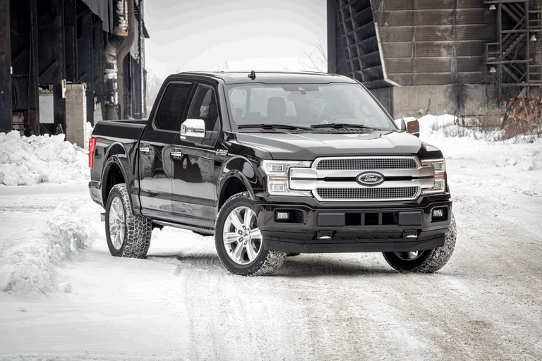 2018 Ford F-150 468430