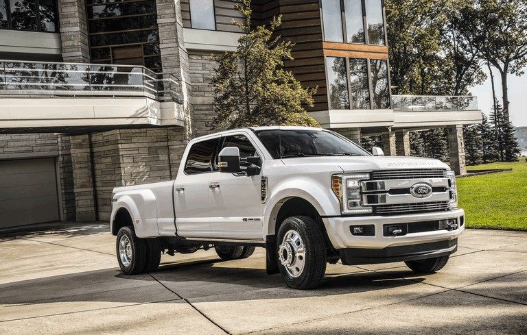 2018 Ford F-350 Super Duty Limited 468673