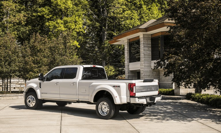 2018 Ford F-350 Super Duty Limited 468675