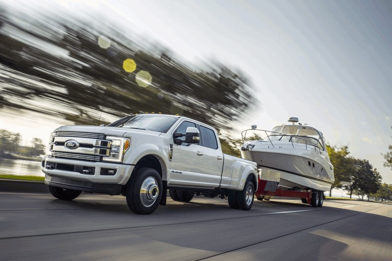 2018 Ford F-350 Super Duty Limited 468680