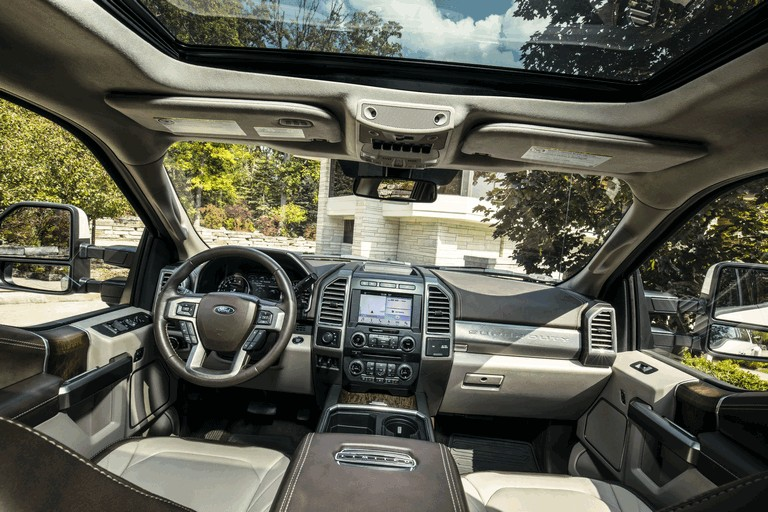 2018 Ford F-350 Super Duty Limited 468685