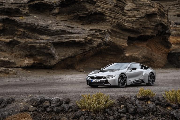 2018 BMW i8 coupé 468876