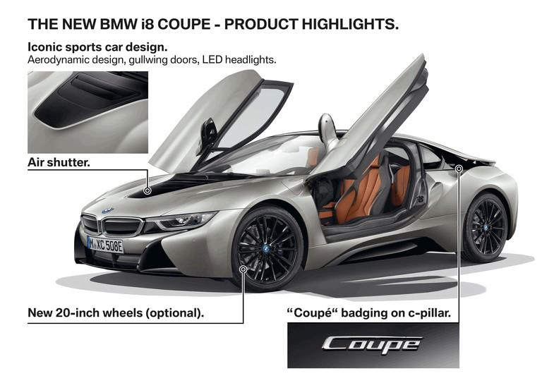 2018 BMW i8 coupé 468889