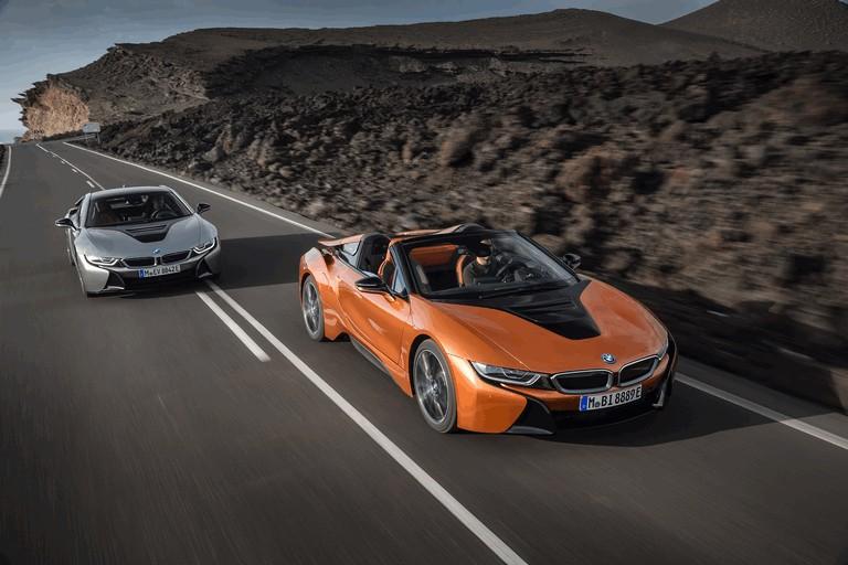 2018 BMW i8 roadster 488420