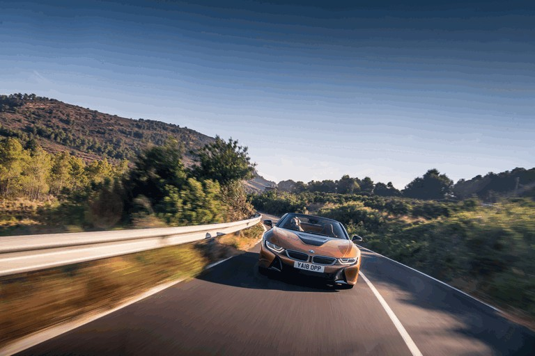 2018 BMW i8 roadster 488458