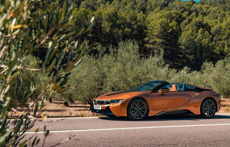 2018 BMW i8 roadster 488478