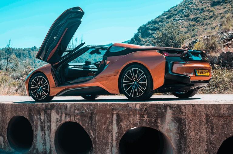2018 BMW i8 roadster 488501