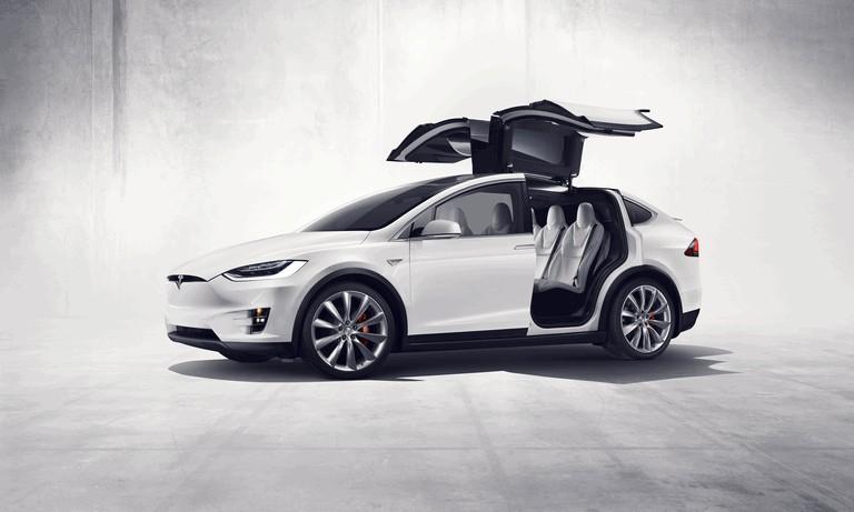 2017 Tesla Model X 469290