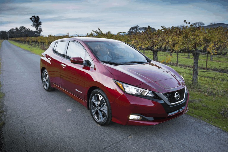 2018 Nissan Leaf - USA version 469739