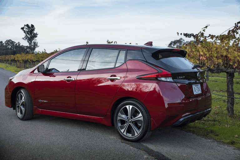 2018 Nissan Leaf - USA version 469740