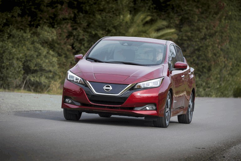 2018 Nissan Leaf - USA version 469742