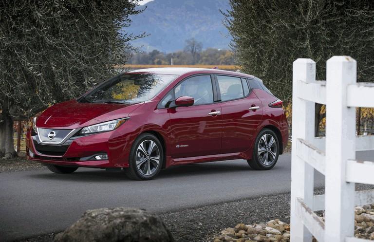 2018 Nissan Leaf - USA version 469743