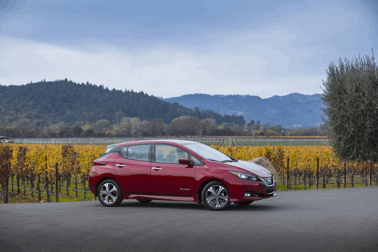 2018 Nissan Leaf - USA version 469746