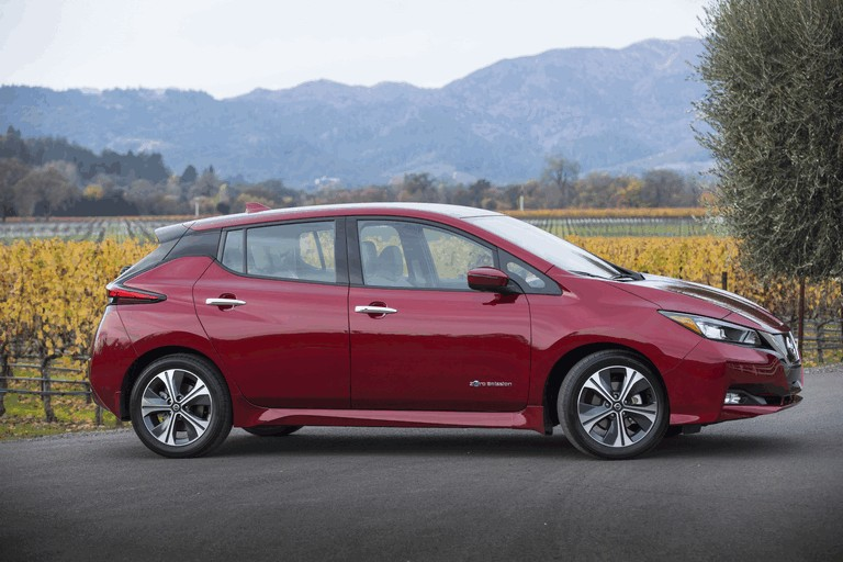 2018 Nissan Leaf - USA version 469747
