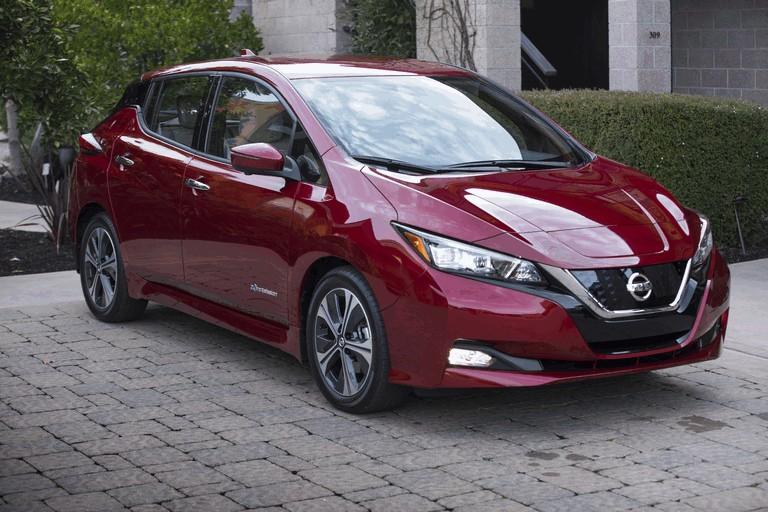 2018 Nissan Leaf - USA version 469757
