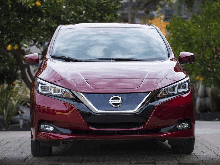 2018 Nissan Leaf - USA version 469758