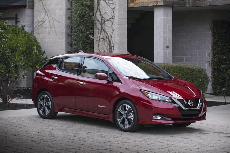 2018 Nissan Leaf - USA version 469760