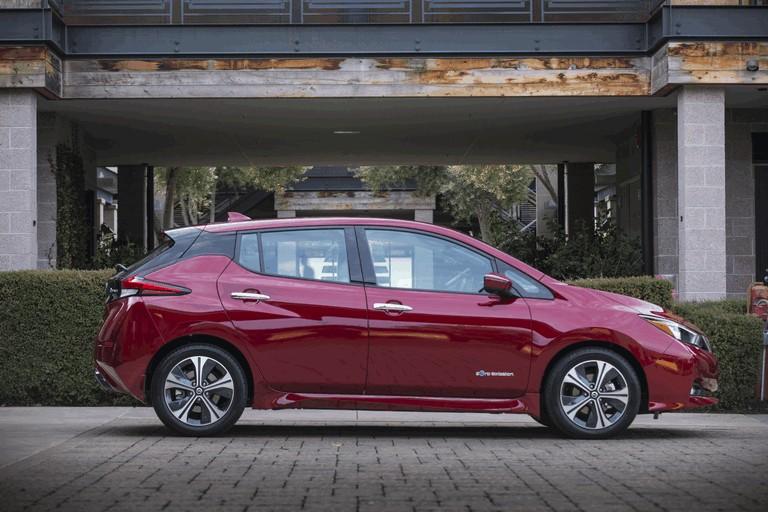 2018 Nissan Leaf - USA version 469761