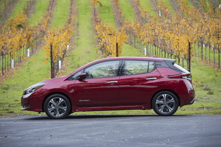 2018 Nissan Leaf - USA version 469762