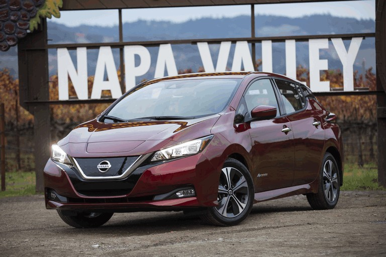 2018 Nissan Leaf - USA version 469767