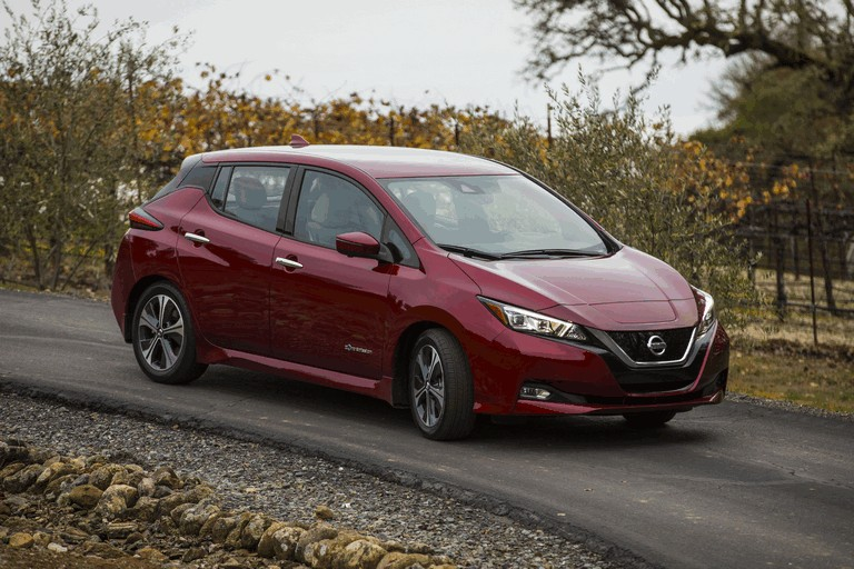 2018 Nissan Leaf - USA version 469770