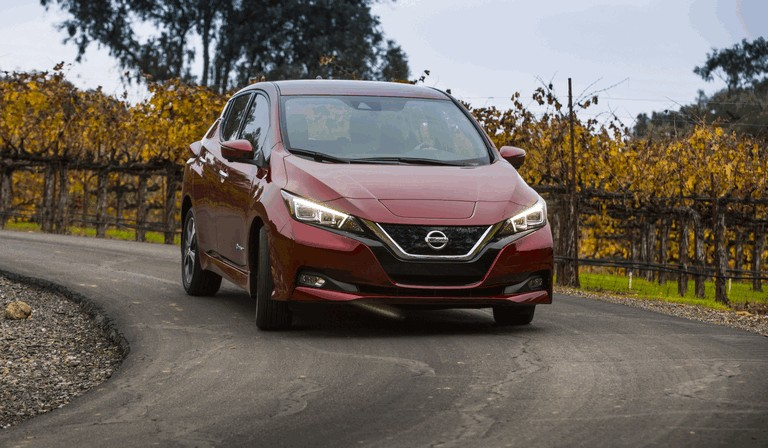 2018 Nissan Leaf - USA version 469771