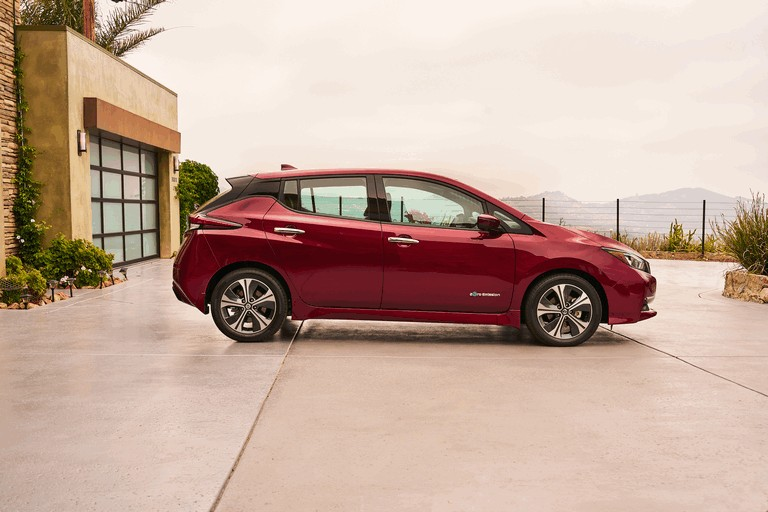 2018 Nissan Leaf - USA version 469775