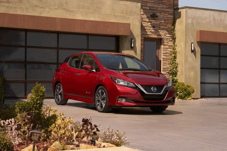 2018 Nissan Leaf - USA version 469776