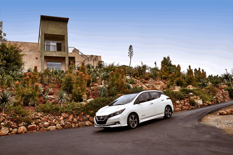 2018 Nissan Leaf - USA version 469782
