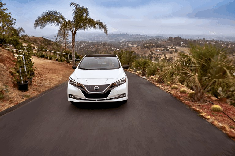 2018 Nissan Leaf - USA version 469784