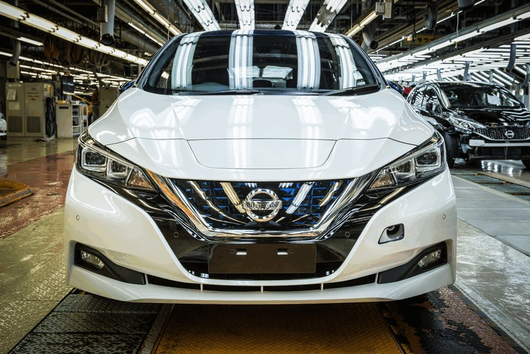 2018 Nissan Leaf - USA version 469792