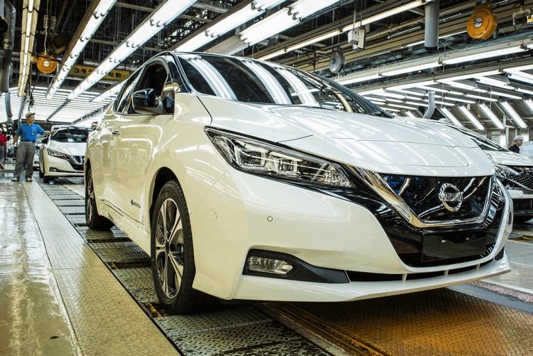 2018 Nissan Leaf - USA version 469793