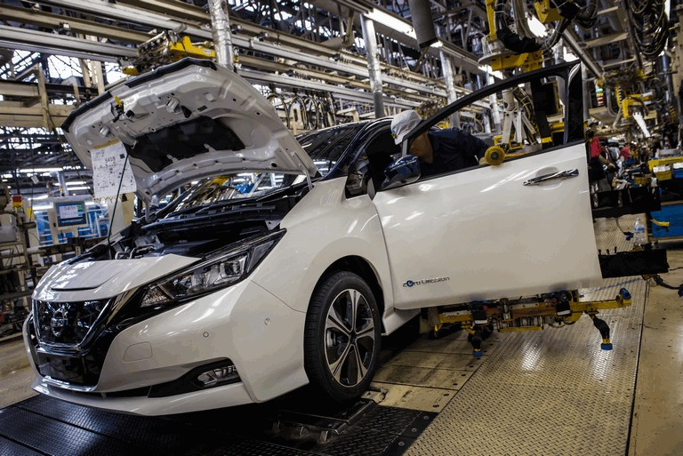 2018 Nissan Leaf - USA version 469794