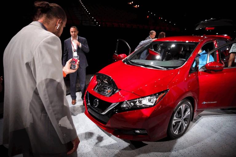 2018 Nissan Leaf - USA version 469803