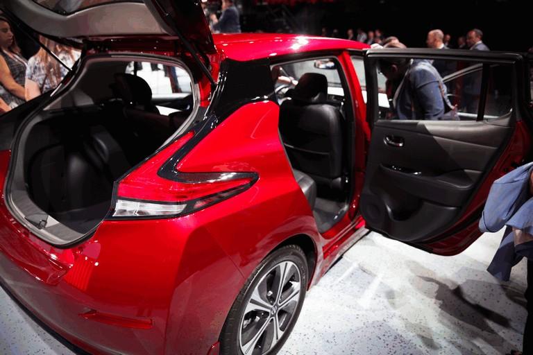 2018 Nissan Leaf - USA version 469804